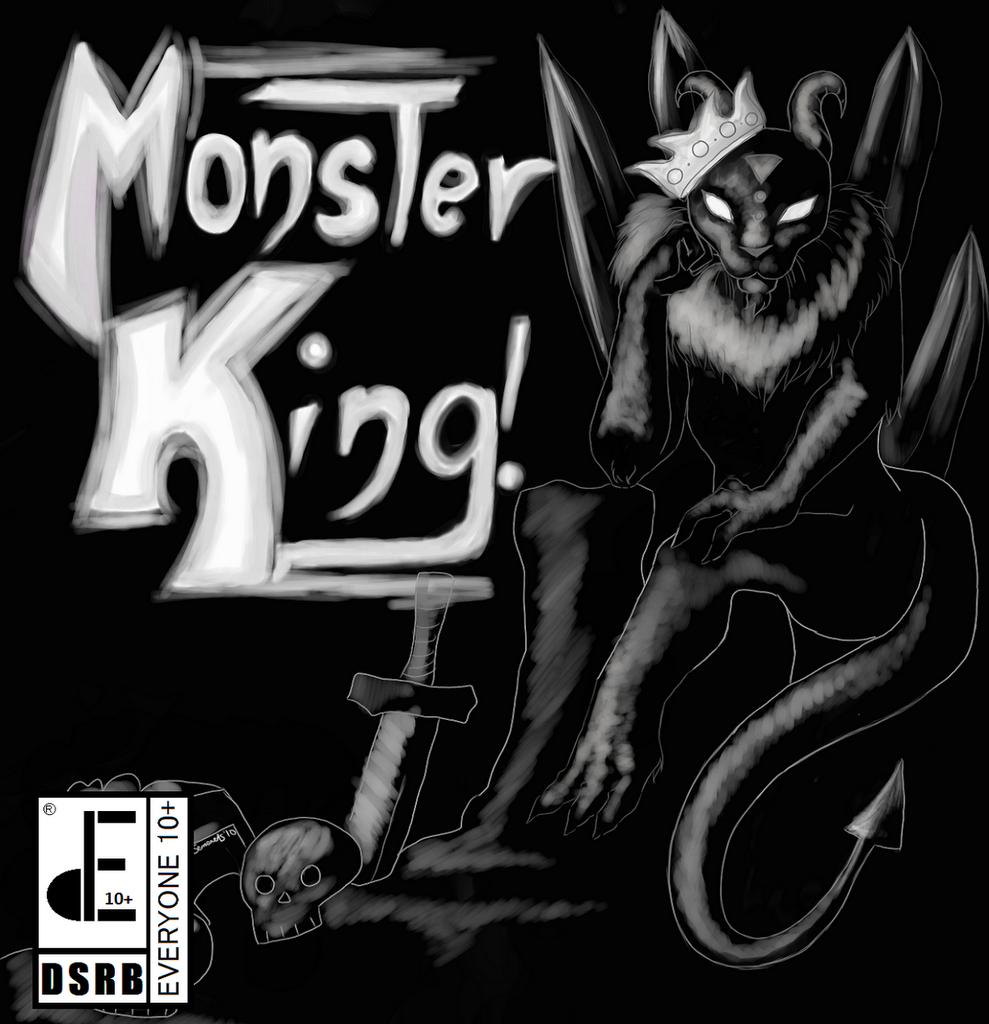 monster king brett cutler game designer