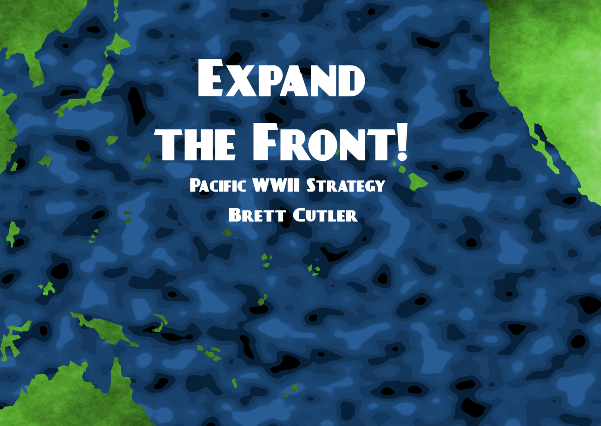 Expand The Front Cover