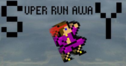 Super Run Away Logo